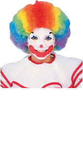 Kid\'s Clown Wig