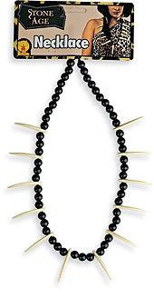 Bone Tooth Necklace