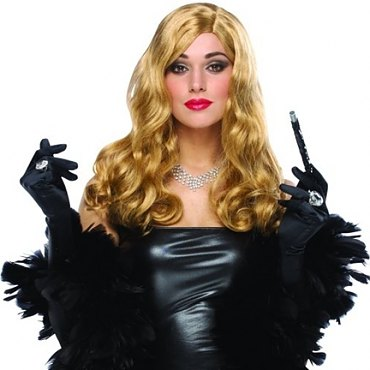 Veronica Honey Blonde Wig