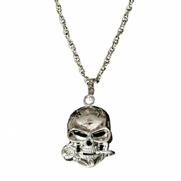 Novelty Skull Necklace