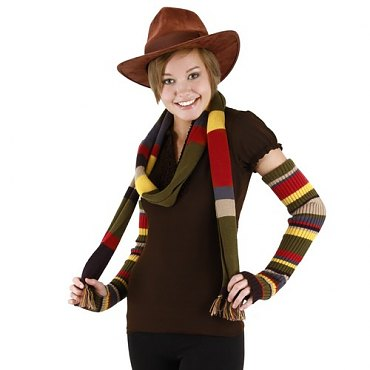 The 4th Doctor Hat