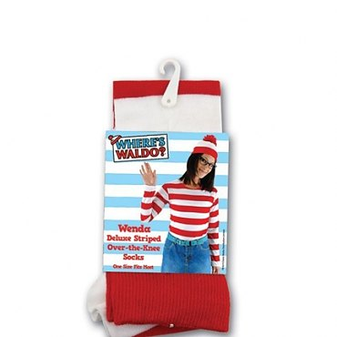 Wenda Deluxe Over the Knee Socks