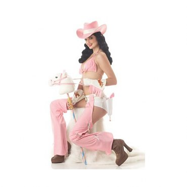 Bronco Buster Bettie Page Adult Costume