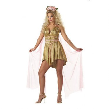 Aphrodite, Goddess of Love Costume