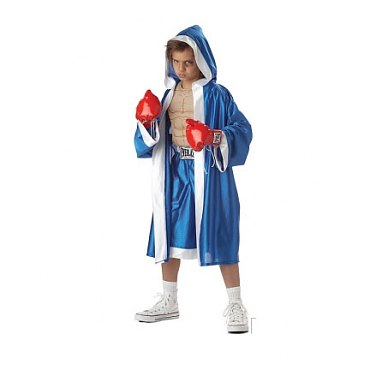 Childs Everlast Boxer Costume