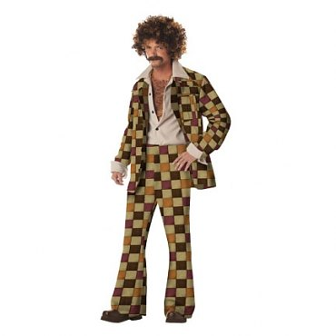 Disco Dude Costume