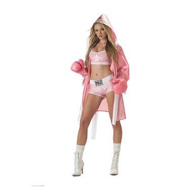 Everlast Boxer Chick Costume