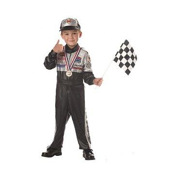 Toddler Racer Costume