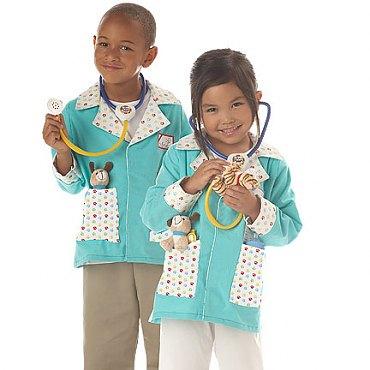 Toddler Veterinarian Costume