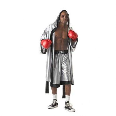 Mens Everlast Boxer Costume