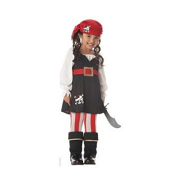 Toddler Precious Lil Pirate Costume