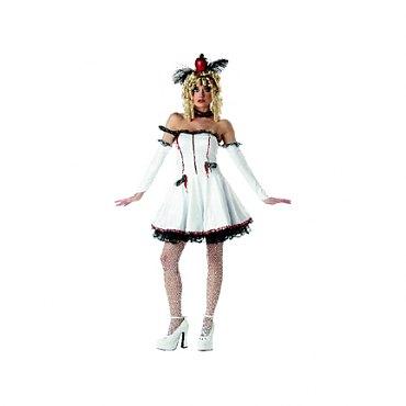 Tina the Target Circus Costume