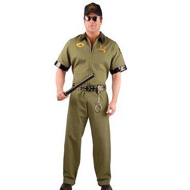 Border Patrol Costume