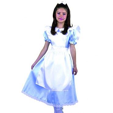Childs Alice in Wonderland Costume