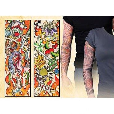 Skater Tattoo Sleeves