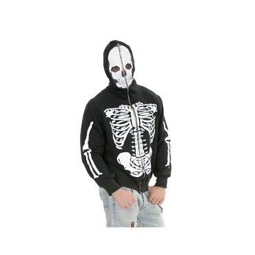 Skeleton Sweatshirt Hoodie