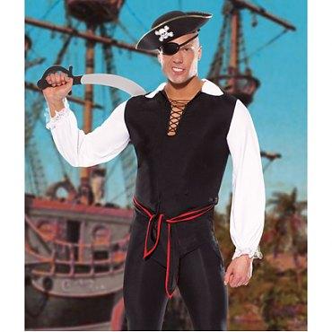 Sexy Pirate Man Costume