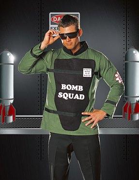 Bomb Squad Costume