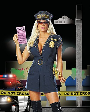 Fashion Police Costume