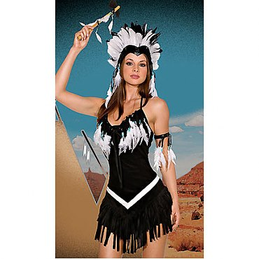 Tribal Princess Indian Costume