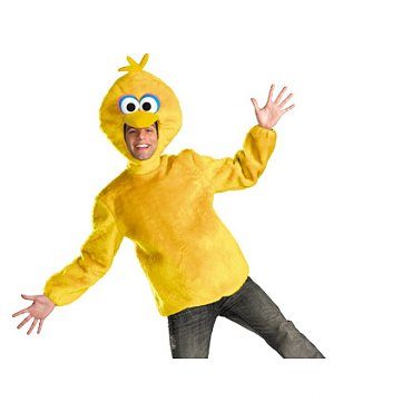 Sesame Street Big Bird Adult Costume