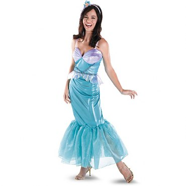 The Little Mermaid Ariel Deluxe Adult Costume