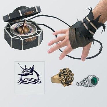 Captain Jack Sparrow Accessory Kit