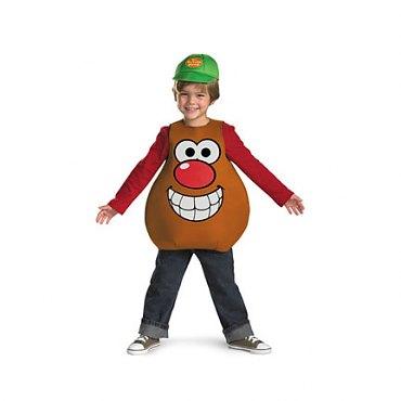 Mr. Potato Head Child Costume