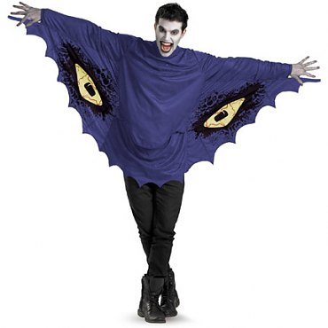 Clive Barker Fly by Night Costume