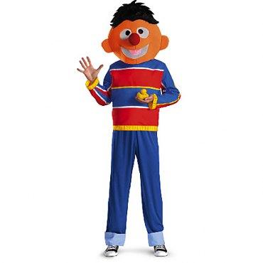 Sesame Street Ernie Adult Costume