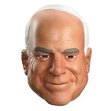 John McCain Adult Size Mask