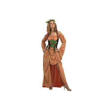 Mother Nature Goddess of the Earth Costume