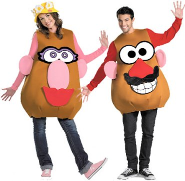 Mr. Potato Head Adult Costume