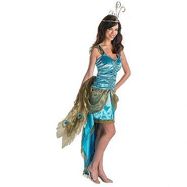 Princess Peacock Costume