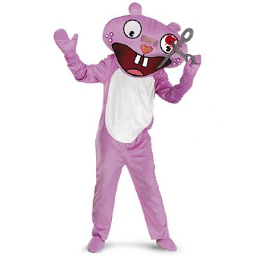 Happy Tree Friends Toothy Teen Costume