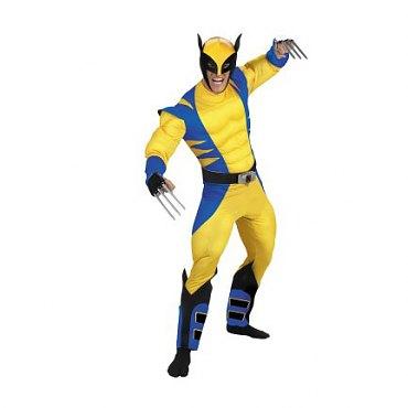 Deluxe Wolverine Costume
