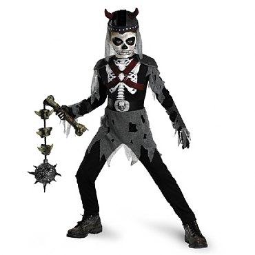 Wraith Warrior Child Costume