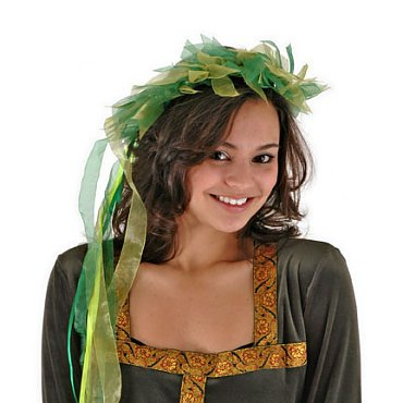 Green Enchantress Headband