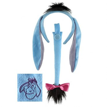 Disney Eeyore Ears and Tail Set