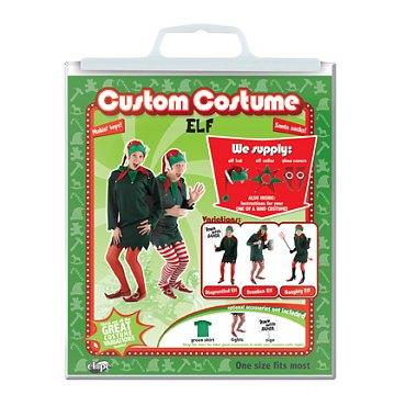 Elf Costume Kit