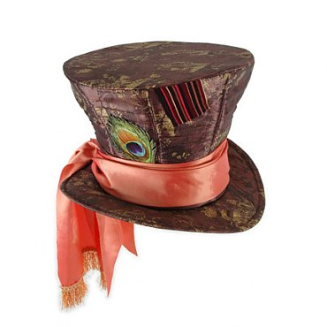 Disney Mad Hatter Hat