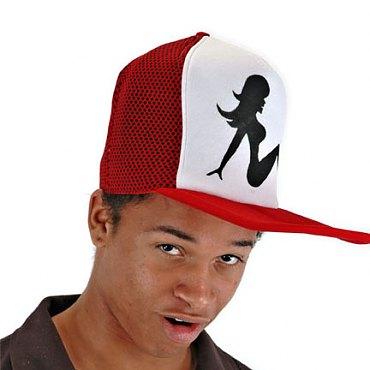 Oversized Trucker Babe Hat