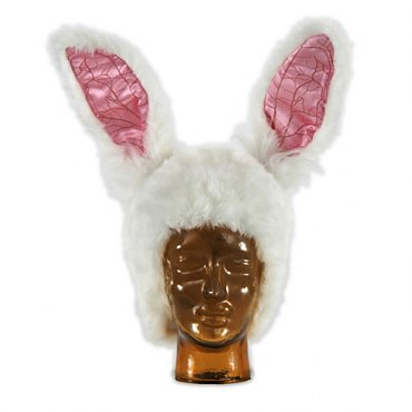Disney White Rabbit Hat