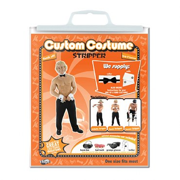 Stripper Costume Kit