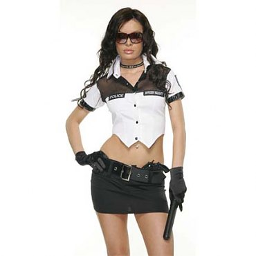 Officer Naughty Patrol Uniform