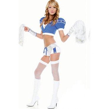 Sideline Sweetheart Football Costume
