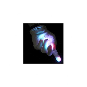 Lighted Gloves - Multi-color
