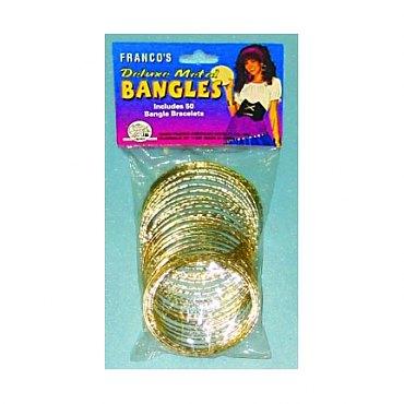 Gypsy Bangles - Costume Accessory