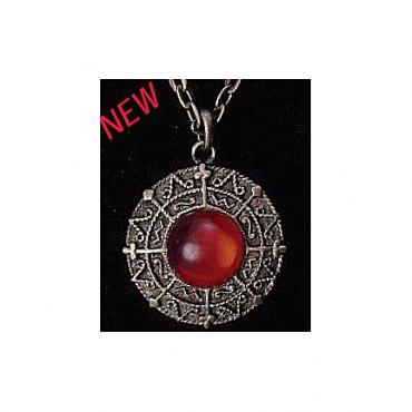 Lost Treasure Medallion with Chain