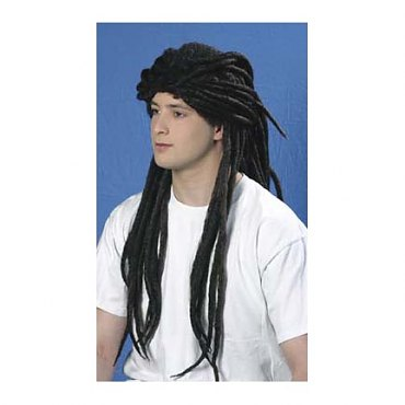 Deluxe Dreadlock Wig - More Colors Available